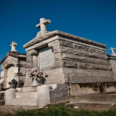 Stories from St. Louis Cemetery: The City of the Dead