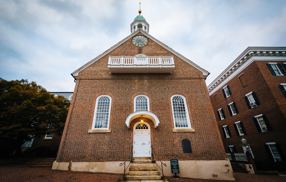 moravian church old salem historic district