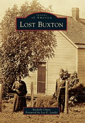 The Inspiration Behind 'Lost Buxton'