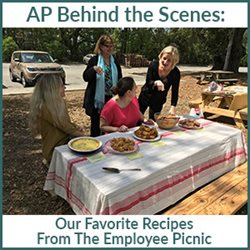 AP Behind the Scenes: Our Favorite Recipes from the Employee Picnic