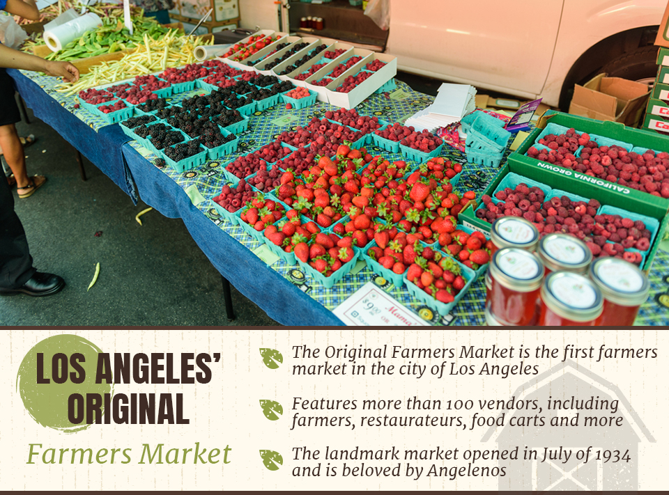 los angeles original farmers market