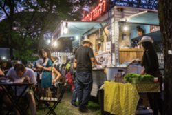 Top Towns for Street Food