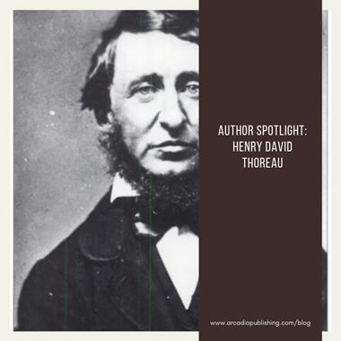 Author Spotlight: Henry David Thoreau