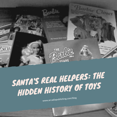 The Hidden History of 7 Popular Toys from the 20th Century