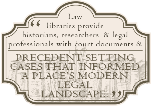 law libraries quote