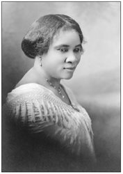 A Women's History Month Tribute To Madam C.J. Walker