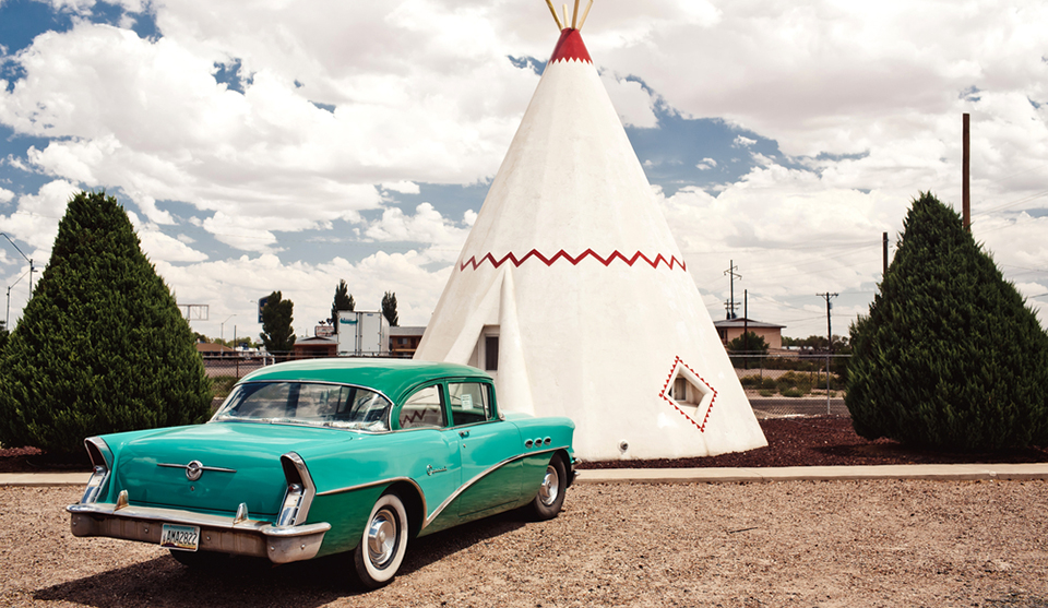 wigwam hotel route 66 arizona