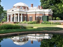Presidential Homes in Virginia