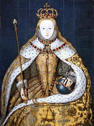 Queen Elizabeth I – Notable Women in History Series