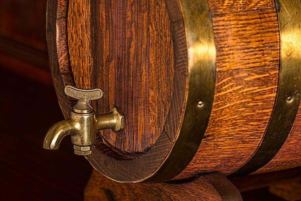 Barrel-of-beer