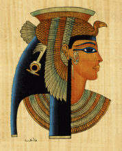 Cleopatra - Notable Women in History Series