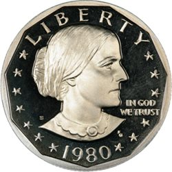 Susan B Anthony - Notable Women in History Series