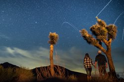 Stargaze in Your Sleeping Bag: Best National Parks to Enjoy Fall Meteor Showers