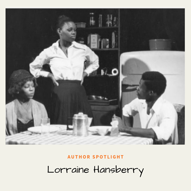 Author Spotlight: Lorraine Hansberry