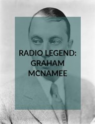 Radio Legend: Graham McNamee