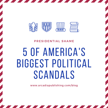 Presidential Shame: 5 of the 20th Century's Biggest Political Scandals