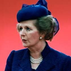 Margaret Thatcher – Notable Women in History Series