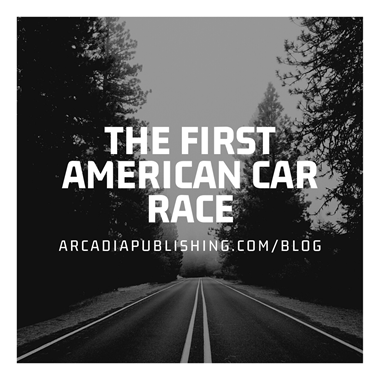 The First American Car Race