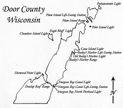 City Spotlight: Door County, WI