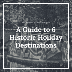 6 Popular Holiday Tourist Attractions in the U.S.