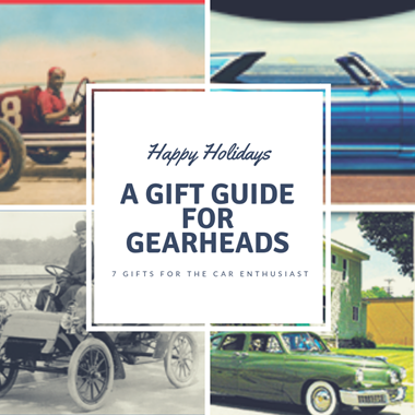 7 Great Gifts for Car Lovers Everywhere