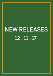 New Releases: Week of 12/11/2017