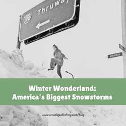Winter Wonderlands: Images of America's Greatest Snowstorms