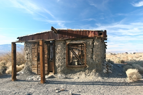 ballarat ghost town inyo county california