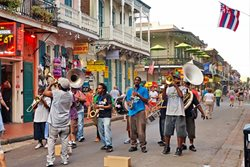 The Enduring Imprint of New Orleans Brass Bands