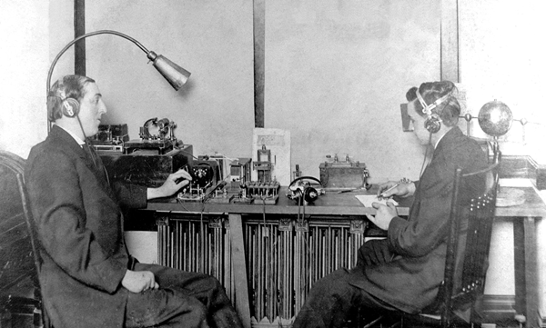 The Sounds of the Airwaves: The Evolution of Radio
