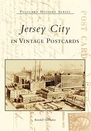 Jersey City in Vintage Postcards