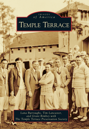 Temple terrace by lana burroughs tim lancaster and grant for The terrace book