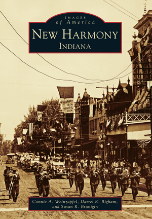 new harmony In 1824 robert owen heard that a settlement called harmony in indiana in the united states was for sale that winter he sailed for america to inspect the estate believing that the new world.