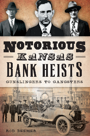 Image result for notorious kansas bank heists