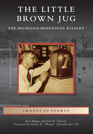 The Little Brown Jug: The Michigan-Minnesota Football Rivalry