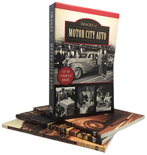Detroit Boxed Set