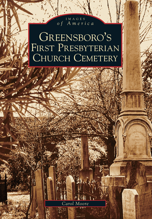 Greensboro's First Presbyterian Church Cemetery