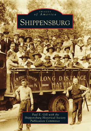 Shippensburg By Paul E Gill With The Shippensburg