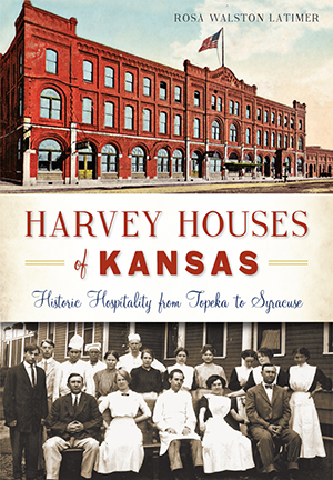 Image result for harvey houses of kansas book