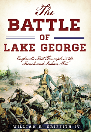 Image result for battle of lake george william griffith