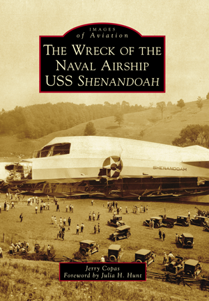 The Wreck of the Naval Airship USS Shenandoah