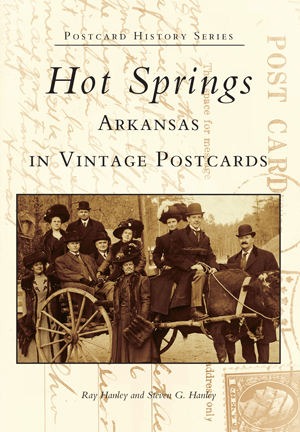 Hot Springs, Arkansas in Vintage Postcards