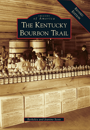 The kentucky bourbon trail a revised edition by berkeley for Kentucky craft bourbon trail