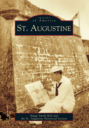 St Augustine By Maggi Hall And The St Augustine