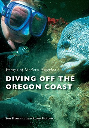 Diving off the Oregon Coast
